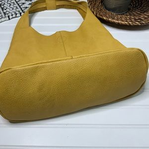 Bags - Mustard Yellow one strap Shoulder Bag
